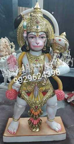 Buy Online Marble Hanuman Statue