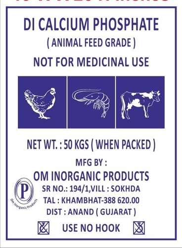 Di Calcium Phosphate feed Grade