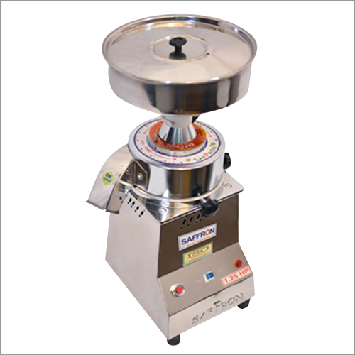 1.25 HP Flour Mill Machine