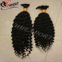 Wholesale Bulk Curly Indian Human Hair