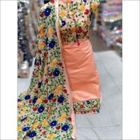 Women Suit Dress Materials