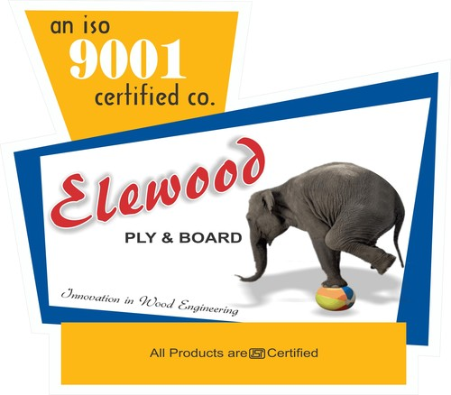 Elewood Sticker