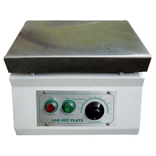 Rectangular Hot Plate (With Cast Iron Top)