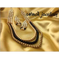 Silk Antique Fashion Jewellery