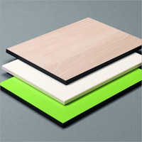Decoratives Compact Laminates