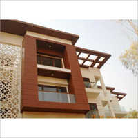 HPL Wooden Cladding
