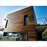 Facade Wood Cladding