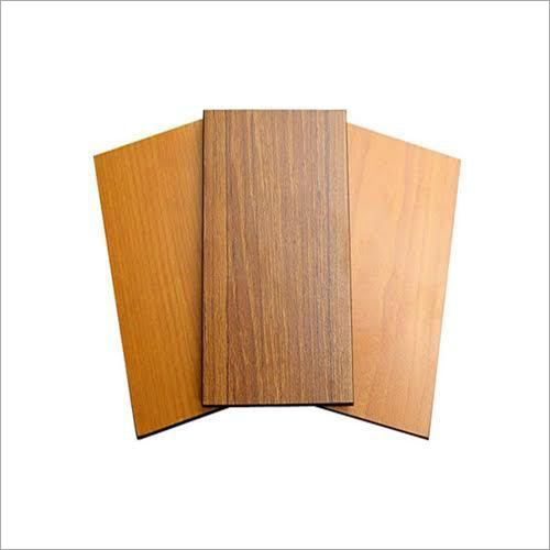 Exterior Wood Cladding Panel