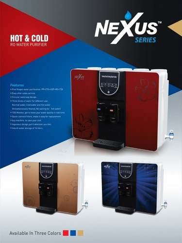 Hot & Cold RO WATER PURIFIER