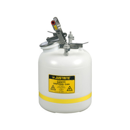 Justrite Safety Disposal Can