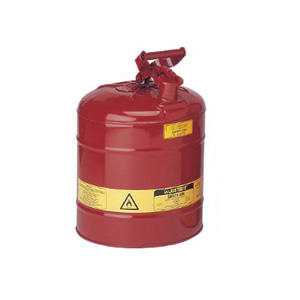 Steel Justrite Safety Can