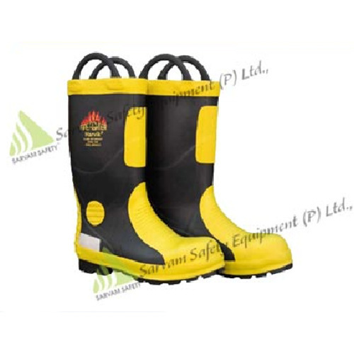 Fire Fighting Safety Boots