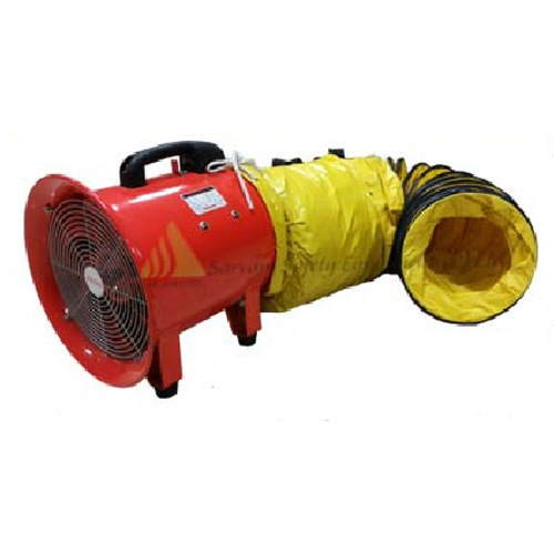 Portable Air Ventilation Blower