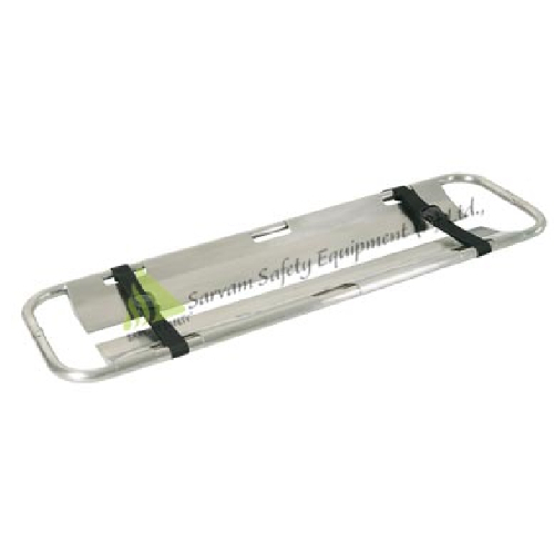 Aluminum Scoop Stretcher