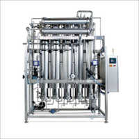 Pharmaceutical Multi Effect Distillation Plant
