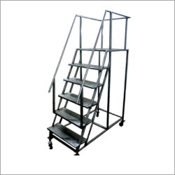 6 Steps Ladder
