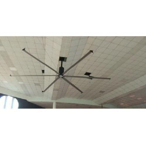 3 Phase Large HVLS Fans