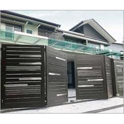 Mild Steel Folding Gate