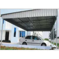 Car Roofing Shed
