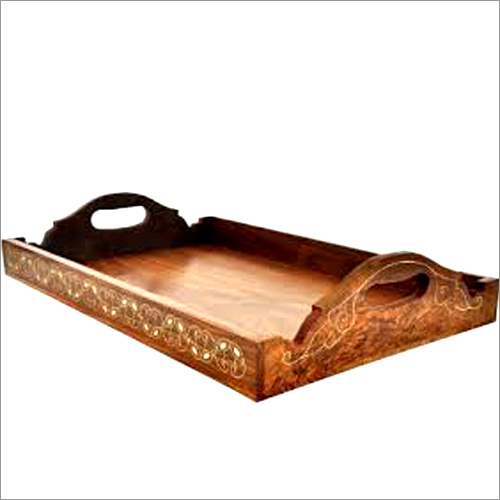 Handicrafts Wooden Tray