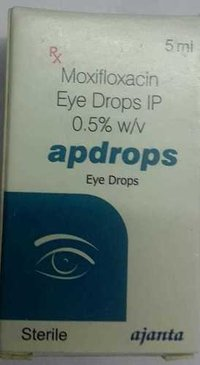 Mofloxacin eye drop