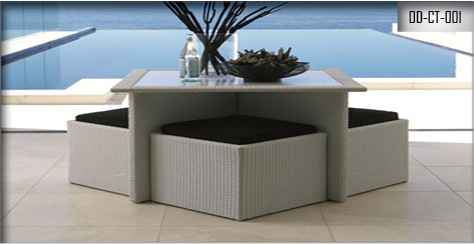 Outdoor Chair & Table