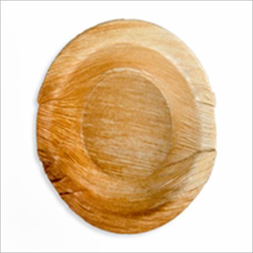 Round Leaf Bowl