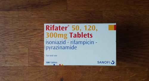 Rifampicin Isoniazid Pyrizinamide Tablets