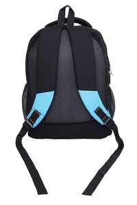 Hard Craft Unisex Backpack (Blue-Black)