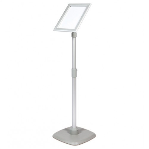 LED Poster Stand