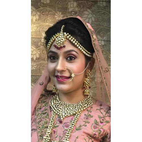Bridal Makeup Artist Service
