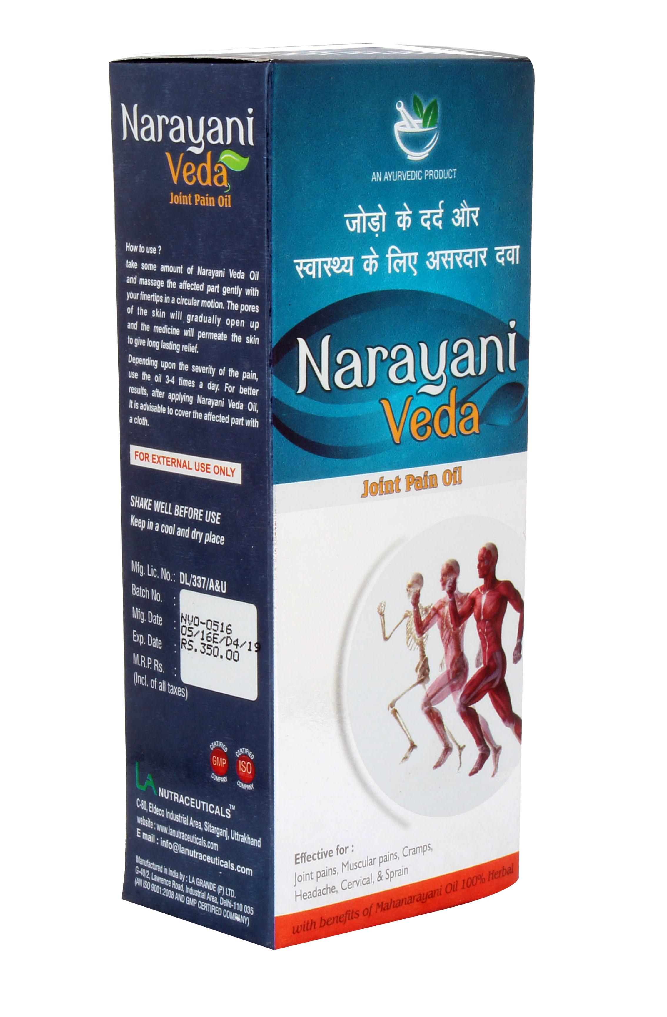 Narayanini Veda Oil