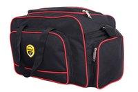 Hard Craft Nylon Lightweight Waterproof Luggage Black Travel Duffel Bag