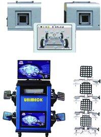Heavy Truck/Bus 5D Weel Alignment Machine