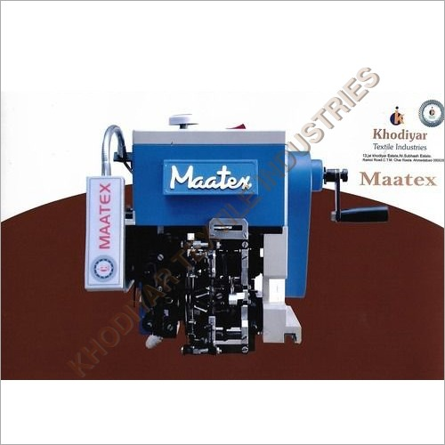 Warp Tying Knotting Machine