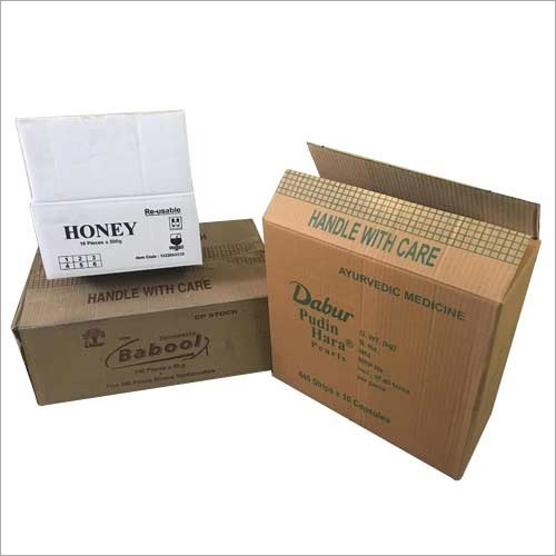 FMCG Corrugated Boxes