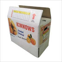 Kinnows Packaging Corrugated Boxes