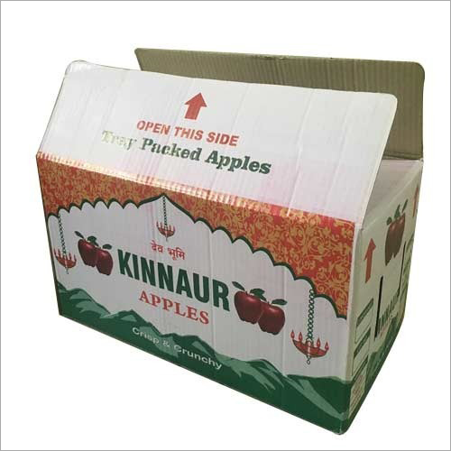 Fruit Packaging Corrugated Box