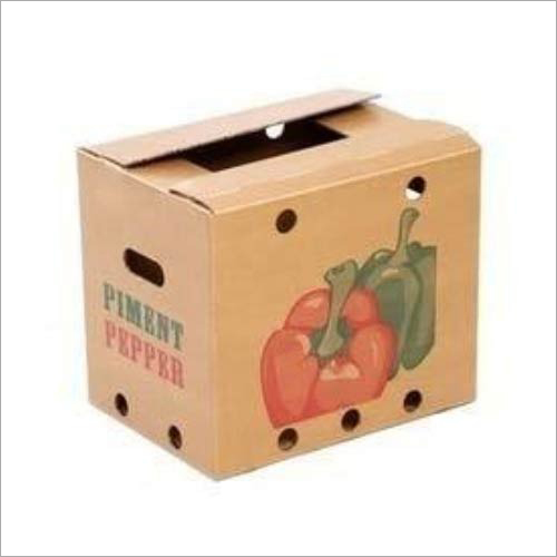 Vegetable Packaging Boxes