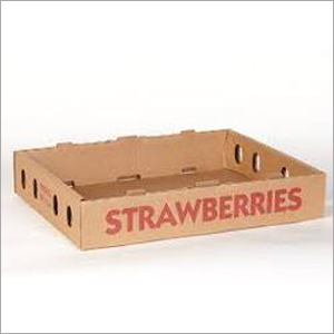 Strawberry Packing Box