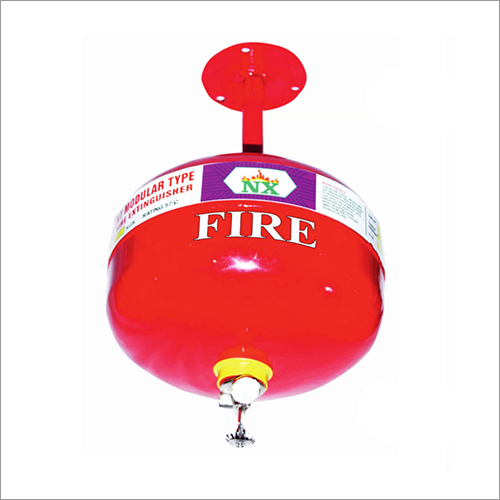 10 KG Modular Type Fire Extinguishers