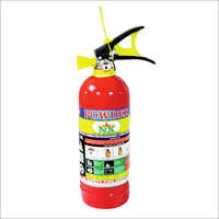 1 KG ABC Fire Extinguisher
