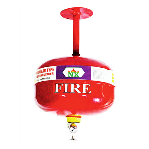 5 KG Clean Agent Modular Type Fire Extinguishers