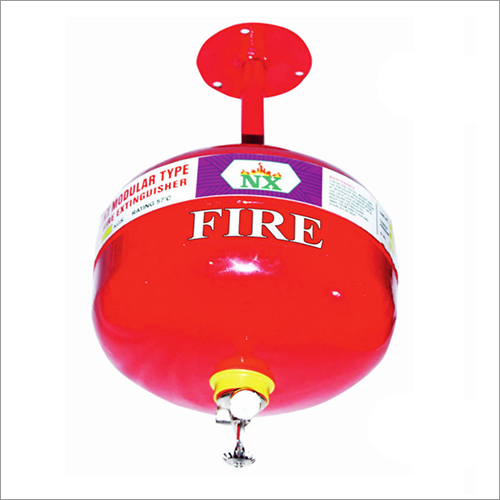 10 KG Clean Agent Modular Type Fire Extinguishers