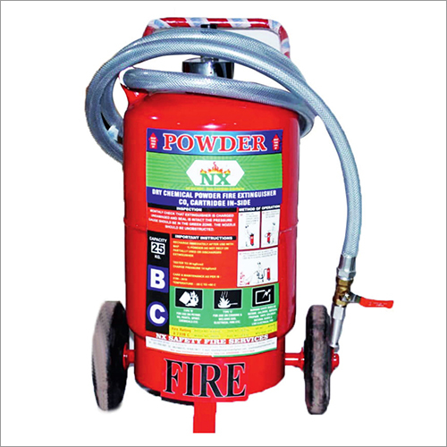 25kg Dry Chemical Powder Fire Extinguisher