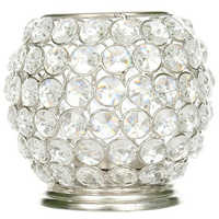 Cup Crystal Candle Holder