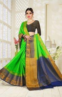 New Designer Art Silk Saree