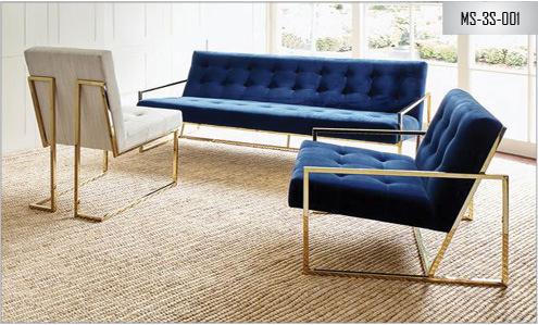 Meta Sofa Three Seater