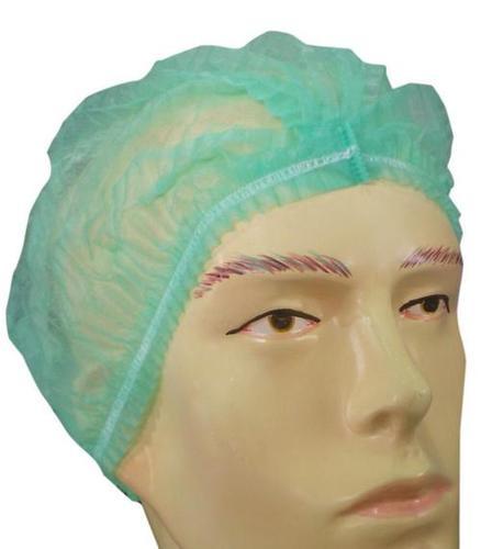 Green Surgical Cap