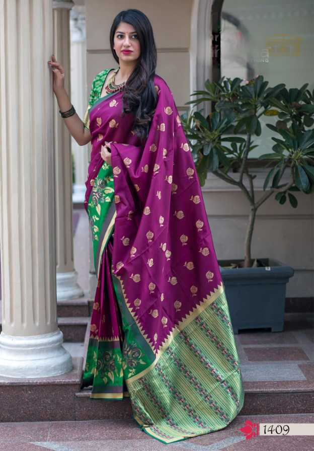 Exclusive Banarasi Saree